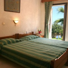 Апартаменты Iliostasi Beach Apartments комната для гостей фото 3