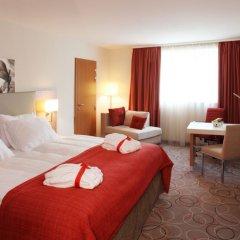 Отель FourSide Hotel & Suites Vienna Австрия, Вена - 3 отзыва об отеле, цены и фото номеров - забронировать отель FourSide Hotel & Suites Vienna онлайн комната для гостей фото 4