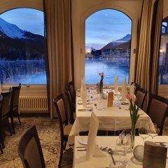 Отель Waldhaus am See Швейцария, Санкт-Мориц - отзывы, цены и фото номеров - забронировать отель Waldhaus am See онлайн помещение для мероприятий фото 2