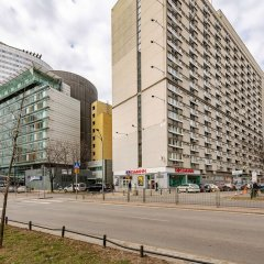 Отель P&O Apartments Grzybowska 3 Польша, Варшава - отзывы, цены и фото номеров - забронировать отель P&O Apartments Grzybowska 3 онлайн фото 2
