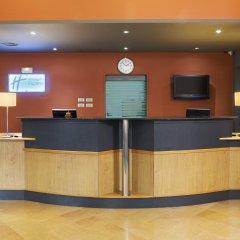 Отель Holiday Inn Express Valencia Ciudad de las Ciencias интерьер отеля