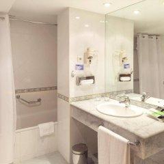 Hotel Port Alicante ванная