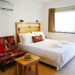 Отель Agrielia Apartments Греция, Ханиотис - отзывы, цены и фото номеров - забронировать отель Agrielia Apartments онлайн комната для гостей фото 4