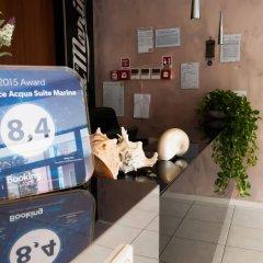 Отель Residence Acqua Suite Marina Римини спа