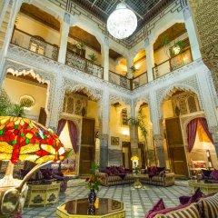 Отель Palais d'Hôtes Suites & Spa Fes Марокко, Фес - отзывы, цены и фото номеров - забронировать отель Palais d'Hôtes Suites & Spa Fes онлайн фото 2
