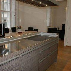 Апартаменты Luxury Downtown Apartment Vienna - Baeckerstrasse спа