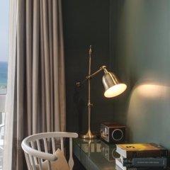 Отель Gordon By The Beach Тель-Авив фитнесс-зал