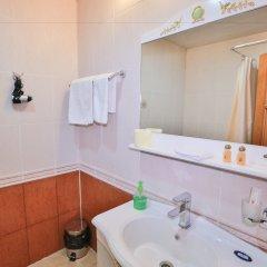 Гостиница Абу Даги в Махачкале отзывы, цены и фото номеров - забронировать гостиницу Абу Даги онлайн Махачкала ванная