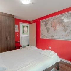 Отель Modern 1 Bedroom Flat in Battersea комната для гостей фото 4