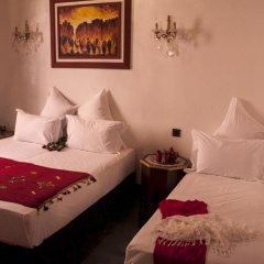 Отель Riad & Spa Ksar Saad Марокко, Марракеш - отзывы, цены и фото номеров - забронировать отель Riad & Spa Ksar Saad онлайн комната для гостей