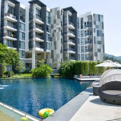 Отель Cassia Phuket бассейн фото 2