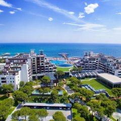 Отель Selectum Luxury Resort Belek пляж фото 2