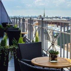 Отель Indigo Санкт-Петербург - Чайковского балкон
