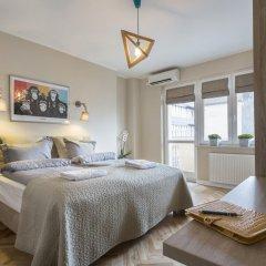 Апартаменты P&O Apartments Nowogrodzka комната для гостей фото 2