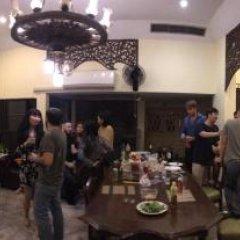 Отель Mangosteen Bangkok Sukhumvit Бангкок гостиничный бар