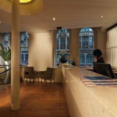 Отель Townhouse Hotel Manchester Великобритания, Манчестер - отзывы, цены и фото номеров - забронировать отель Townhouse Hotel Manchester онлайн интерьер отеля фото 3