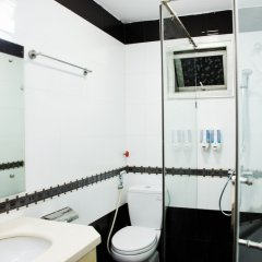 NICE Hotel Ханой ванная