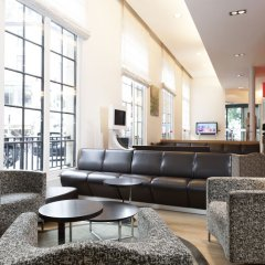 Отель Novotel Brussels Off Grand Place Бельгия, Брюссель - 4 отзыва об отеле, цены и фото номеров - забронировать отель Novotel Brussels Off Grand Place онлайн интерьер отеля фото 3