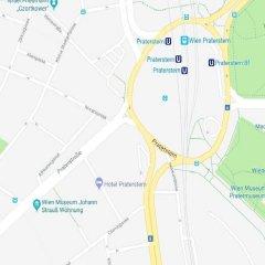 Отель Praterstern Австрия, Вена - 8 отзывов об отеле, цены и фото номеров - забронировать отель Praterstern онлайн парковка