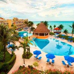 Отель Panama Jack Resorts Playa del Carmen – All-Inclusive Resort Плая-дель-Кармен бассейн