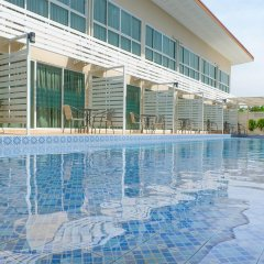Отель Villa Pool Lay Resort Pattaya бассейн фото 2