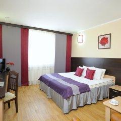 Отель Мармелад Пермь комната для гостей фото 5