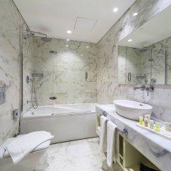 Morione Hotel & Spa Center Турция, Стамбул - 1 отзыв об отеле, цены и фото номеров - забронировать отель Morione Hotel & Spa Center онлайн ванная