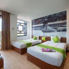 Vinh Hung 2 City Hotel комната для гостей фото 2
