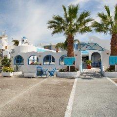 Отель Romantza Mare парковка