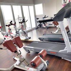 Отель Emerald Central фитнесс-зал фото 3