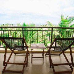 Отель Outrigger Fiji Beach Resort балкон