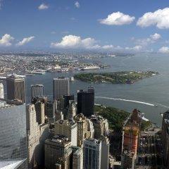 Отель Andaz Wall Street - A Hyatt Hotel США, Нью-Йорк - отзывы, цены и фото номеров - забронировать отель Andaz Wall Street - A Hyatt Hotel онлайн балкон