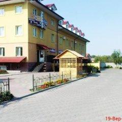 Гостиница Pallada Motel Украина, Львов - отзывы, цены и фото номеров - забронировать гостиницу Pallada Motel онлайн парковка