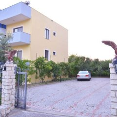 Апартаменты Adriatik Hills Apartments COMPLEX Голем парковка