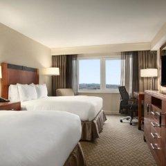 Отель Hilton New York JFK Airport США, Нью-Йорк - отзывы, цены и фото номеров - забронировать отель Hilton New York JFK Airport онлайн удобства в номере