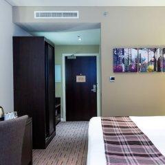 Отель Premier Inn Dubai Al Jaddaf комната для гостей фото 2