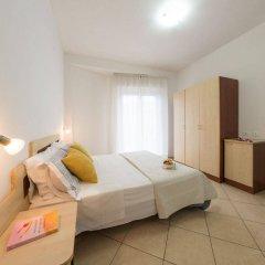 Отель Residence Blu Mediterraneo Римини комната для гостей фото 4
