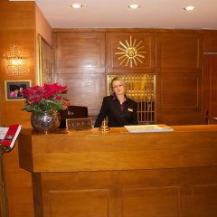 Отель Vier Jahreszeiten Salzburg Австрия, Зальцбург - отзывы, цены и фото номеров - забронировать отель Vier Jahreszeiten Salzburg онлайн интерьер отеля фото 3