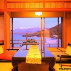 Nikko Lakeside Hotel Никко сауна