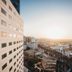 Отель ibis Casablanca City Center балкон