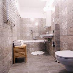 Отель Renttner Apartamenty Польша, Варшава - отзывы, цены и фото номеров - забронировать отель Renttner Apartamenty онлайн ванная