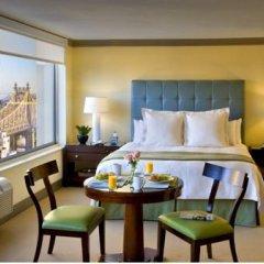 Отель Sutton Court Hotel Residences США, Нью-Йорк - отзывы, цены и фото номеров - забронировать отель Sutton Court Hotel Residences онлайн комната для гостей фото 2