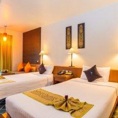 The Royal Paradise Hotel & Spa 4* Стандартный номер с различными типами кроватей фото 11