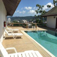 Royal Crown Hotel & Palm Spa Resort бассейн