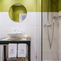 Отель Residentas São Pedro ванная фото 2
