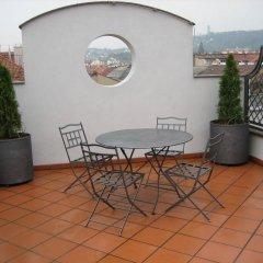 Отель PVH Charming Flats Janackovo Прага балкон