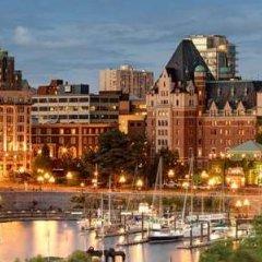 Отель Best Western PLUS Inner Harbour Hotel Канада, Виктория - отзывы, цены и фото номеров - забронировать отель Best Western PLUS Inner Harbour Hotel онлайн городской автобус