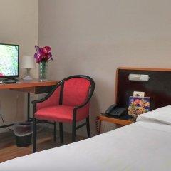 Отель Ornato Dependance удобства в номере