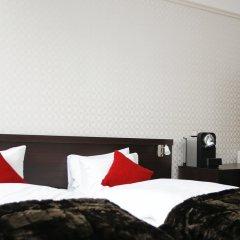 Thon Hotel Wergeland сейф в номере
