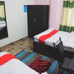 Отель Aroma Tourist Hostel Непал, Покхара - отзывы, цены и фото номеров - забронировать отель Aroma Tourist Hostel онлайн комната для гостей фото 3